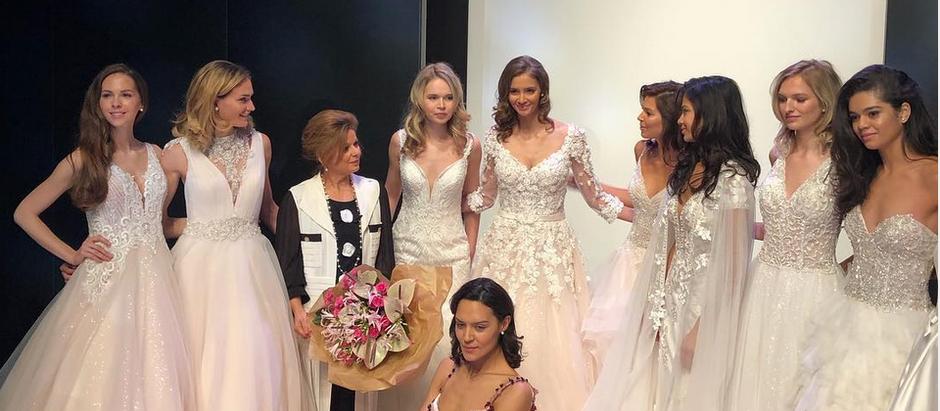 London Bridal Fashion Week / Harrogate International Bridal Show