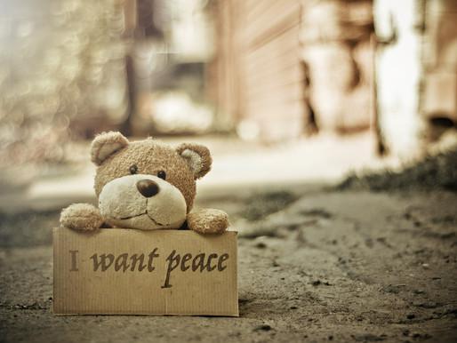 Needing Peace