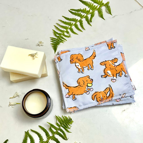 Grey Toller Reusable Wipes