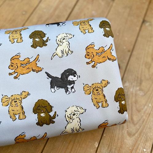 Poos and Doodles Blanket