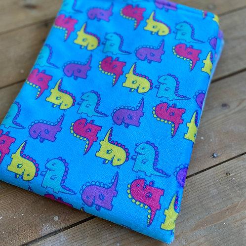 Dino Plush Blanket