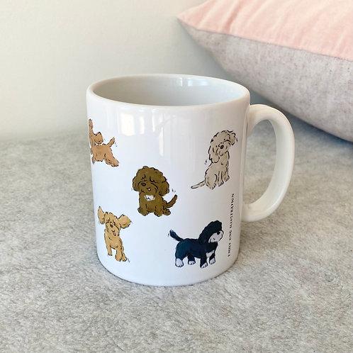 Poos and Doodles Mug