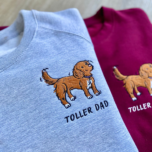 Toller Dad Jumper