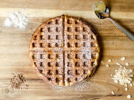 Heart Healthy Waffle Recipe