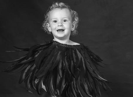 Quarantine Portraits: Baby Bird