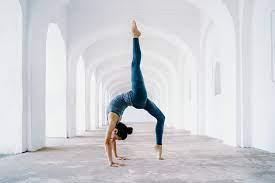 'Amandasana' Yoga