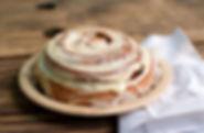 Cinnamon Roll from The Stehekin Bakery, WA