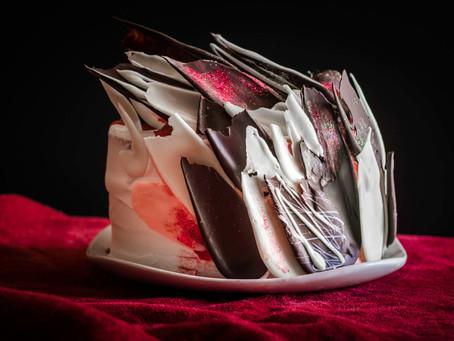 STRAWBERRY CAKE RECIPE & THOUGHTS ON CREATIVITY