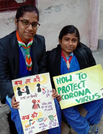צופי הודו בפרויקט הסברה