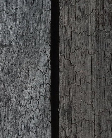 Charred Timber Cladding