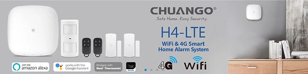 Security INC Chuango H4-LTE