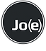 Jo(e) ball_ transparent with WHITE RING.