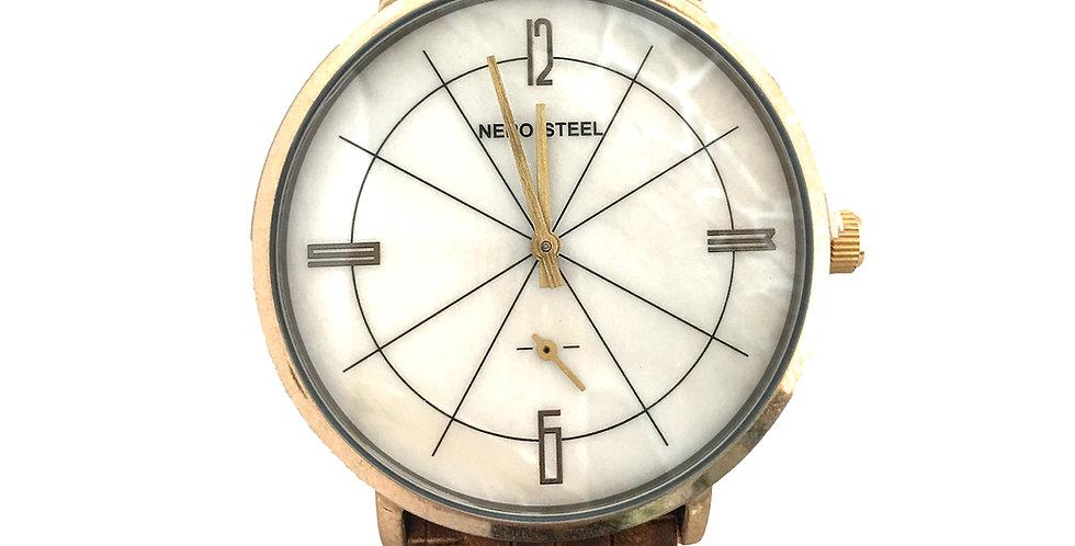 NERO Steel NEPTUNE watch -   127G