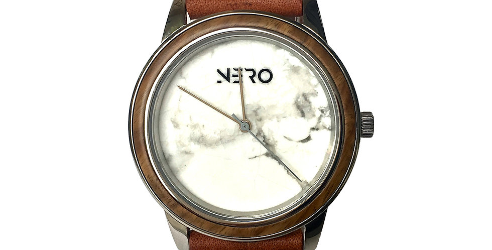 NERO Steel VENETO    - 130S tan