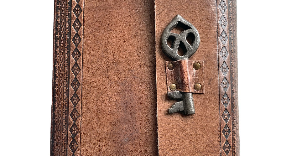 Leather key journal  SK168