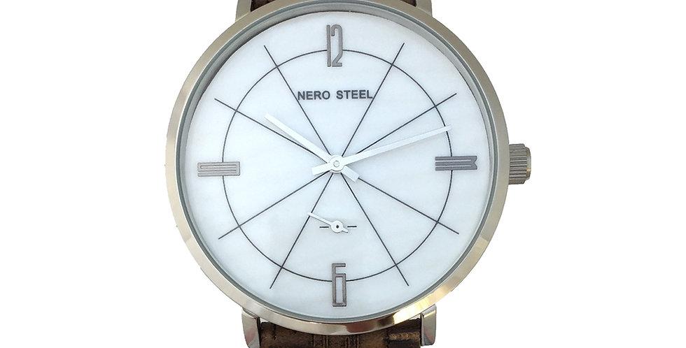 NERO Steel NEPTUNE watch  - 127S