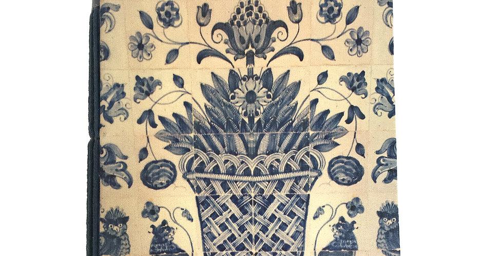 Portuguese AntiqueTile Journal SK 366B