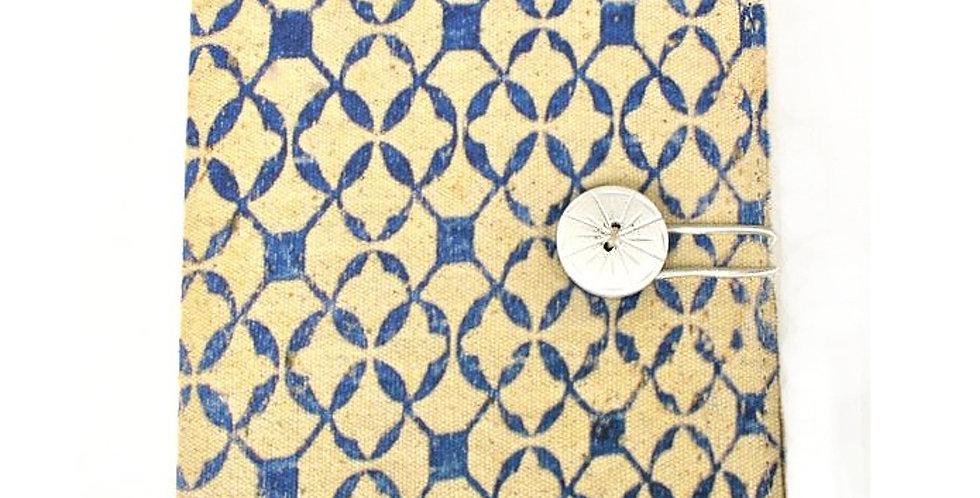 Antique Tile Print Journal SK 318