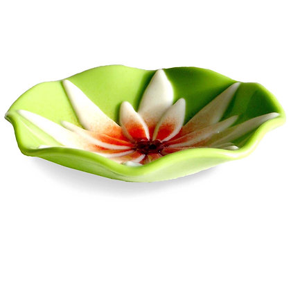 Mini Flower Dish