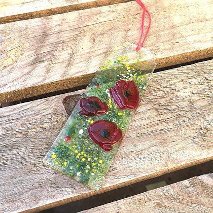 Wildflower: Poppy hanging