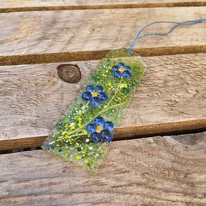 Wildflower: Forget-me-not  hanging