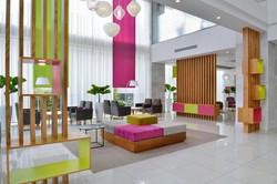 Hotel EMM - concept intérieur