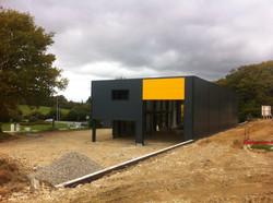 Construction local à Hennebont