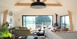 Maison bois architecte lorient