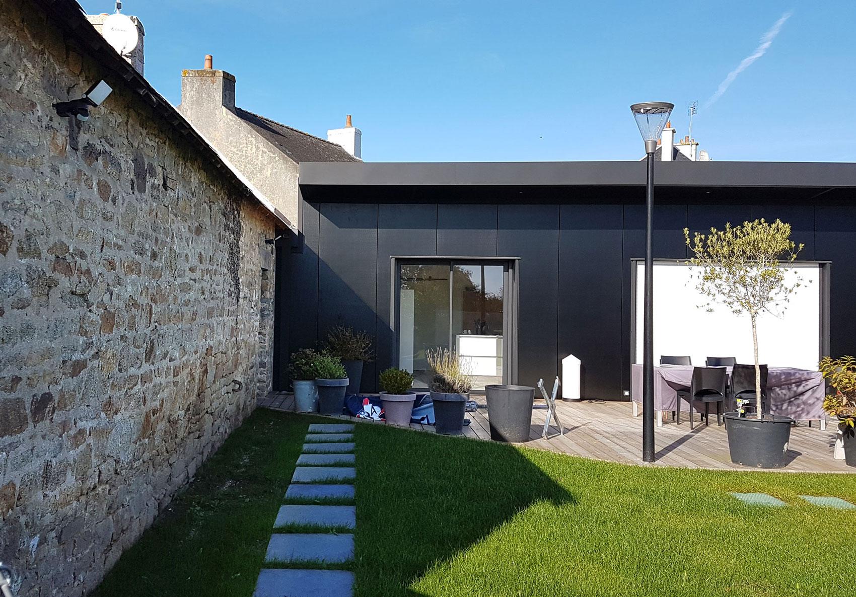 Architecte Lorient Ploemeur Vannes