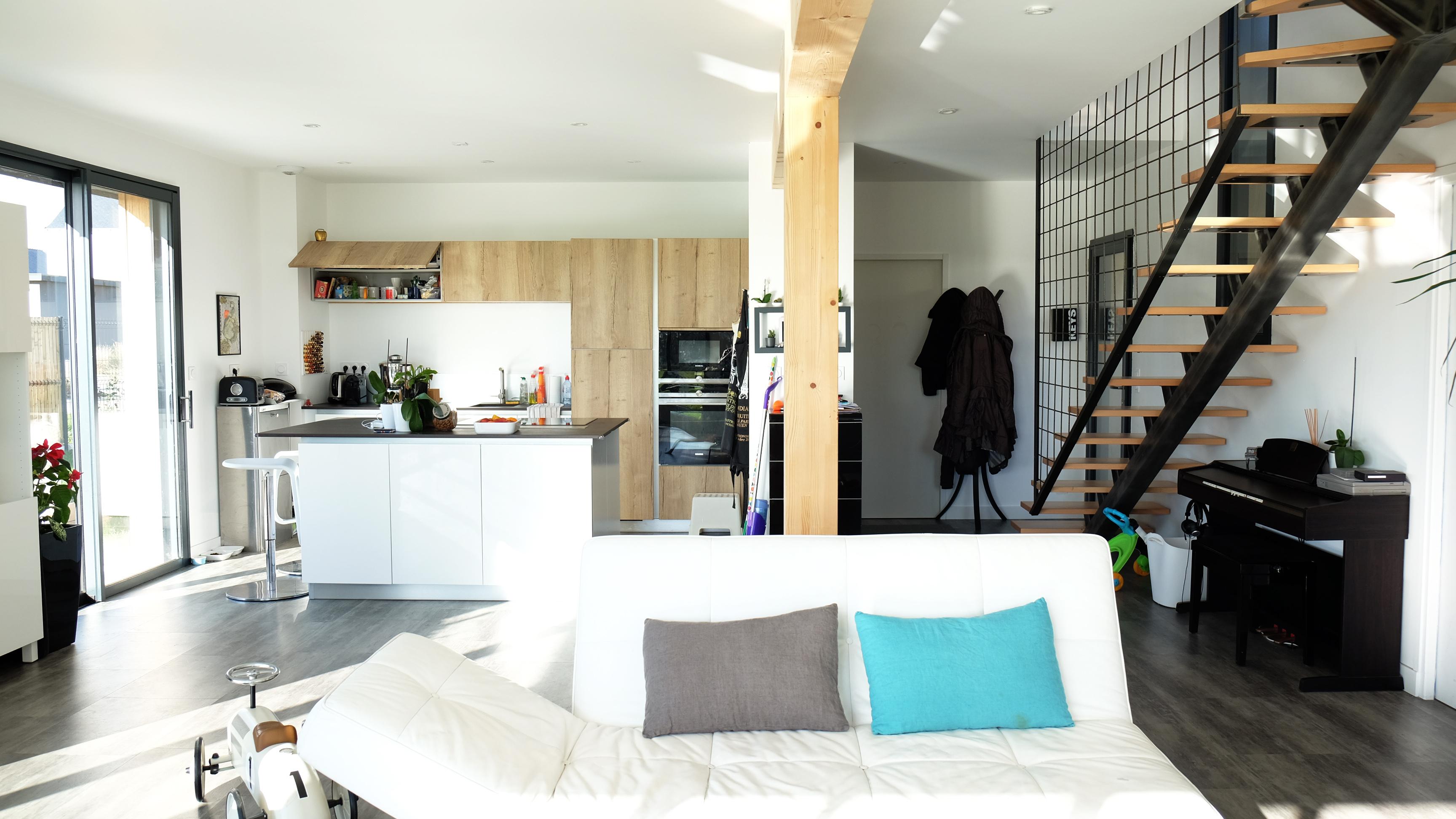 Architecte lorient maison bois