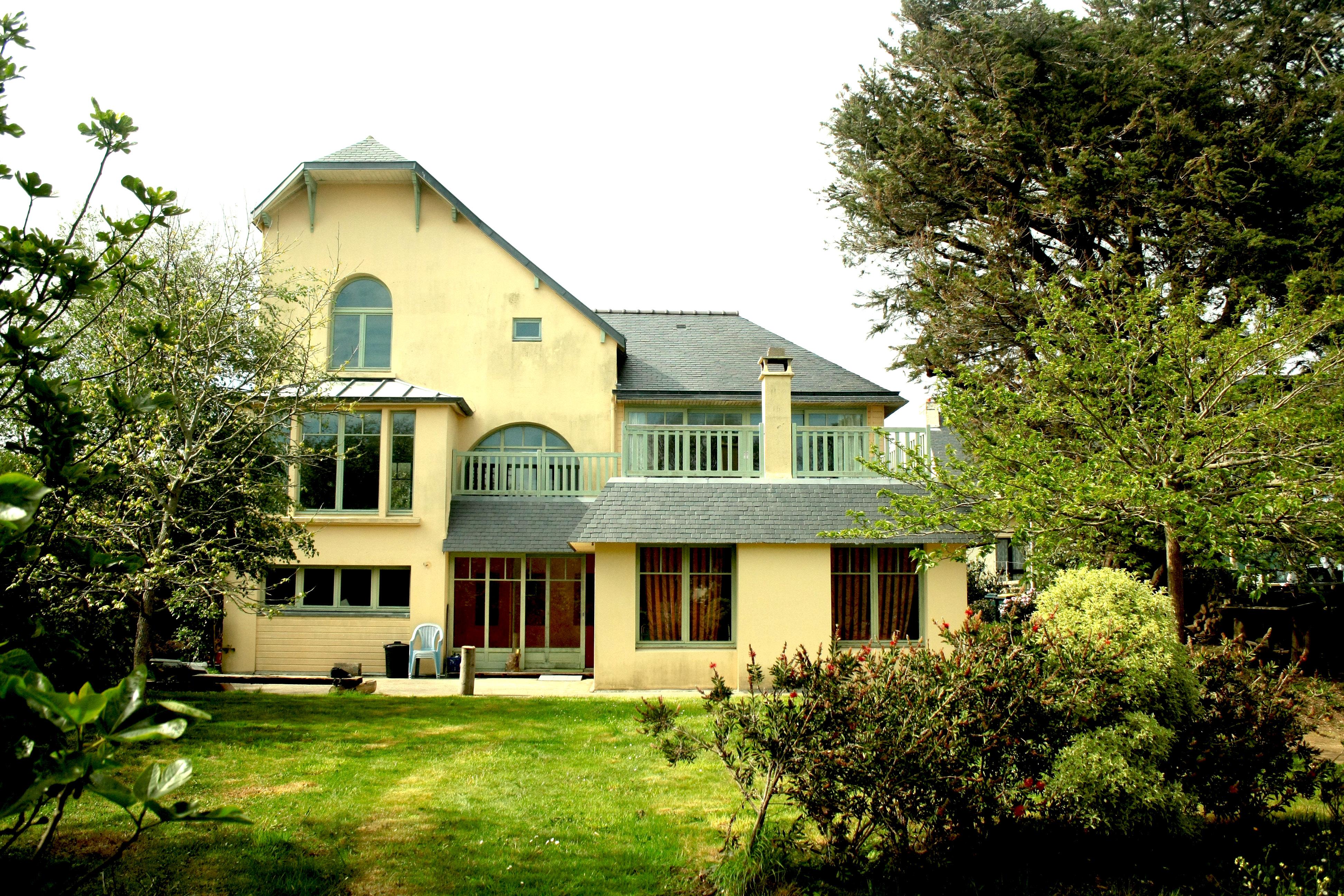 Architecte maison VANNES LORIENT