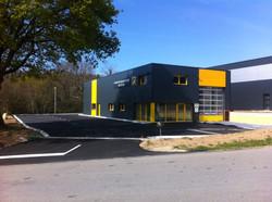 Construction local à Lanester