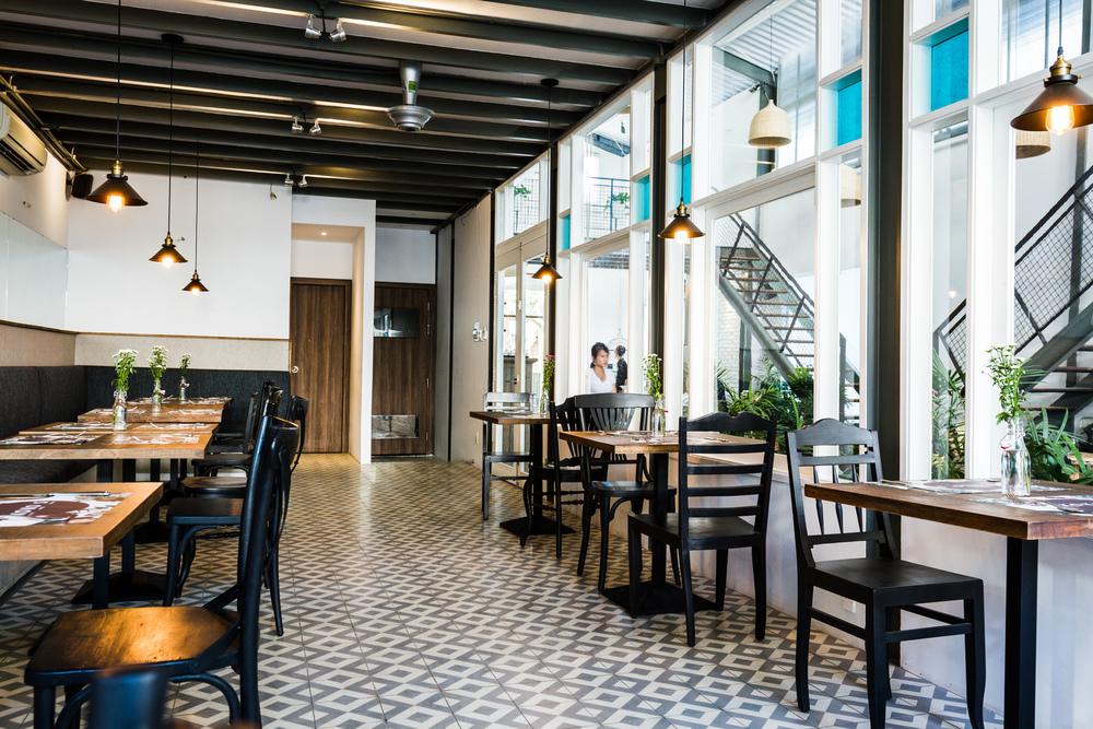 Architecte Lorient Vannes intérieur