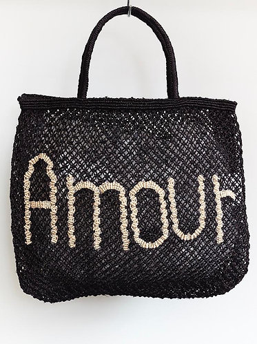 Bolso AMOUR SMALL NEGRO 11 NATURAL 13 The Jacksons