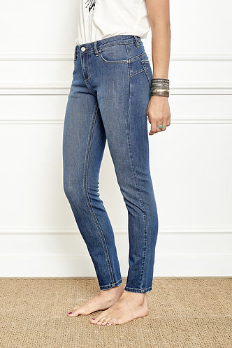 Pantalon THE BARDOT WILSON BLUE TEXA Mkt Studio