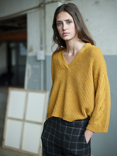 Jersey TR680 OCRE Indi & Cold