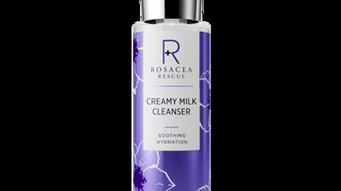 Creamy Milk Cleanser - Rosacea Resue