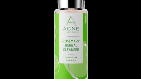 Rosemary Herbal Cleanser - Acne Remedies