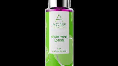Berry Wine Toner - Acne Remedies