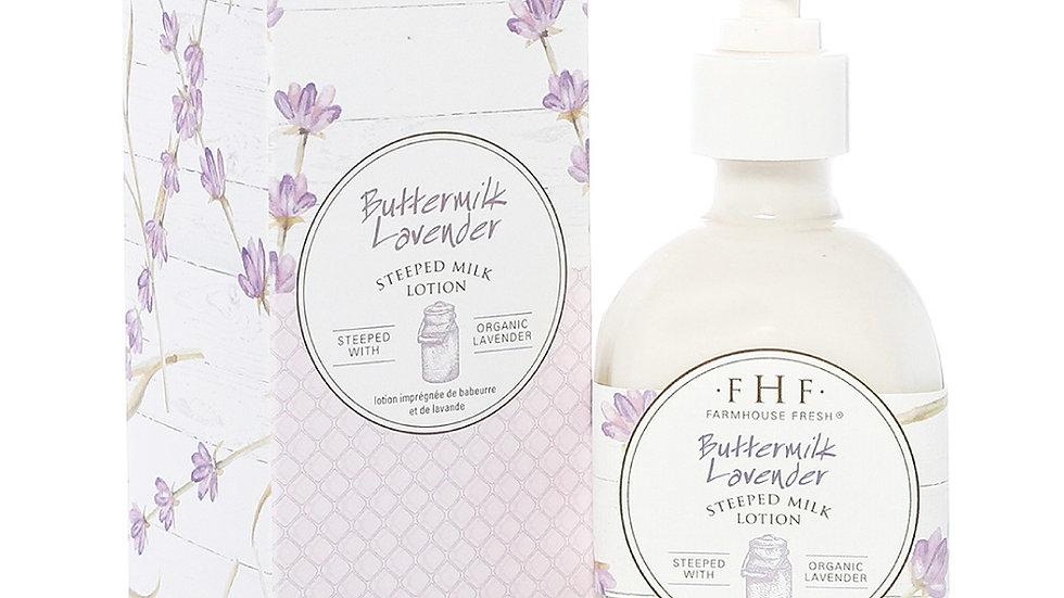 Buttermilk Lavender Steeped Milk Lotion
