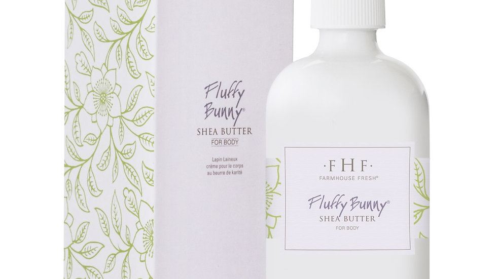 Fluffy Bunny Shea Butter