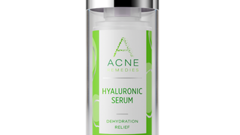 Hyaluronic Serum - Acne Remedies