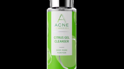 Citrus Gel Cleanser - Acne Remedies