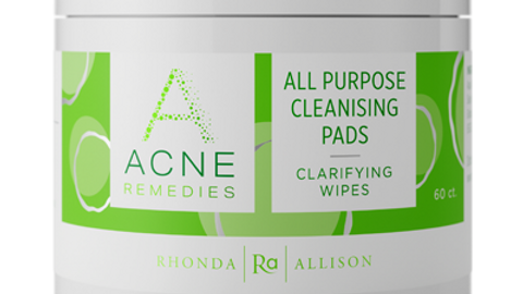 All Purpose Cleansing Pads - Acne Remedies