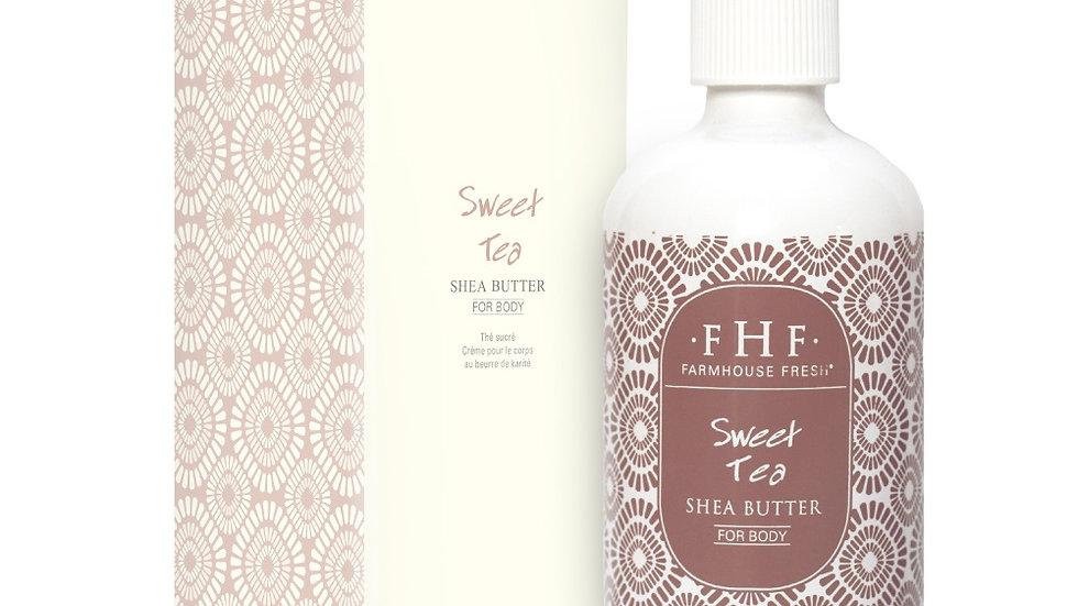 Sweet Tea Shea Butter