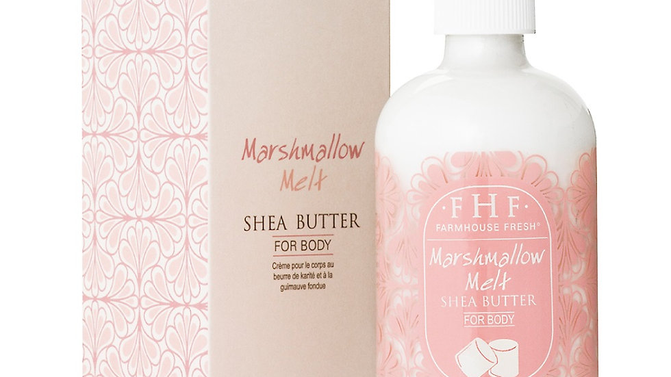 Marshmallow Melt Shea Butter