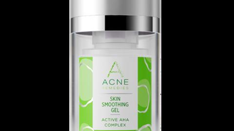 Skin Smoothing Gel - Acne Remedies