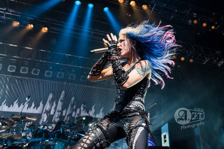 Arch Enemy at EX Theater Roppongi
