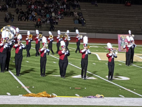 Marching Band Sign-ups and Auditions!