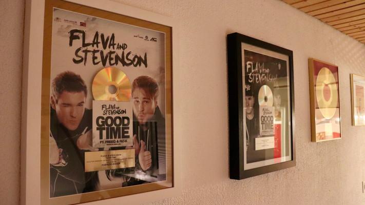 Gold and Platinum awards